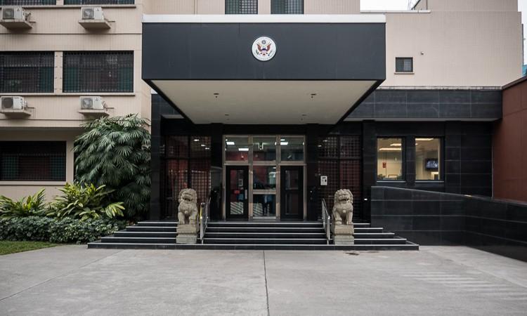 Trung Quốc chính thức đóng cửa lãnh sự quán Mỹ tại Thành Đô - ảnh 1