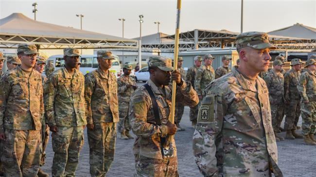 Lính Mỹ được yêu cầu ở trong hầm trú ẩn khi Iran phóng tên lửa - ảnh 1