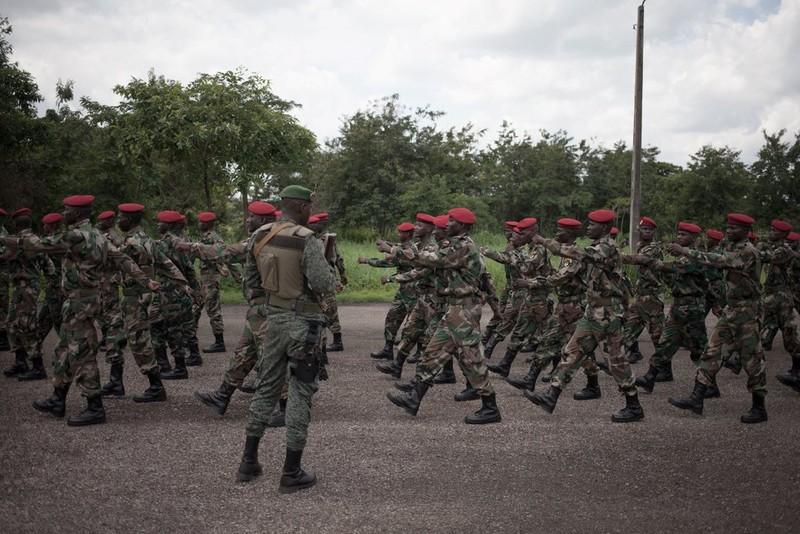 Nga lập căn cứ quân sự tại 6 nước châu Phi - ảnh 1