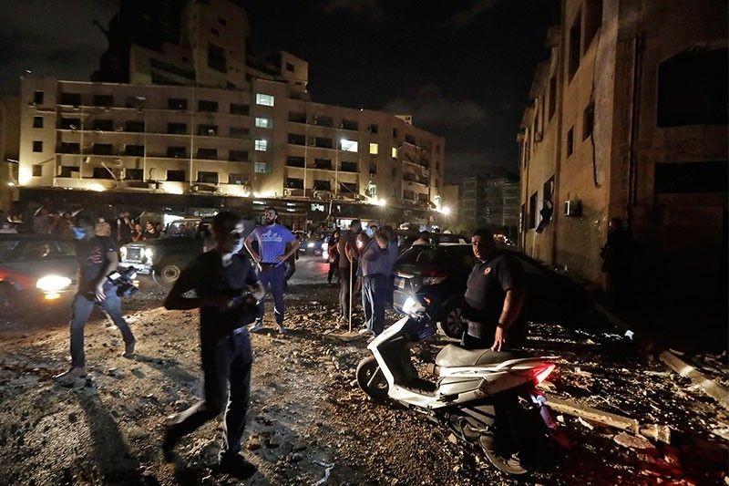 Nổ ở Lebanon: Philippines xác nhận 8 công dân thương vong - ảnh 1
