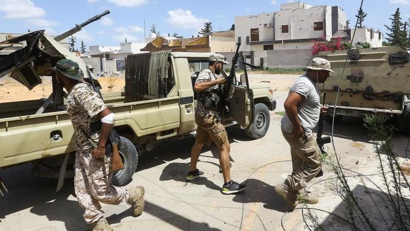 Nga bị tố cấp thêm vũ khí cho ông Haftar, Mỹ cực kỳ lo ngại - ảnh 2
