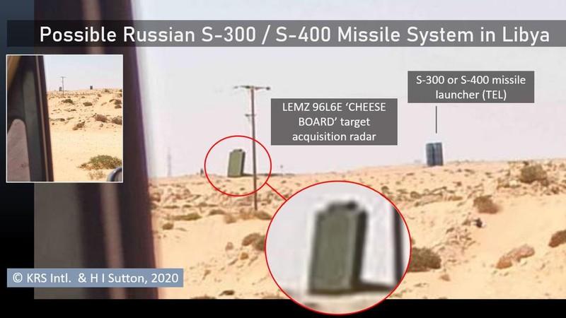 Nga đưa S-300, S-400 sang Libya, gửi tín hiệu tới Thổ Nhĩ Kỳ? - ảnh 1
