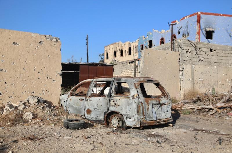 2 máy bay Nga tới Sirte, có thể hỗ trợ đạn cho ông Haftar - ảnh 1