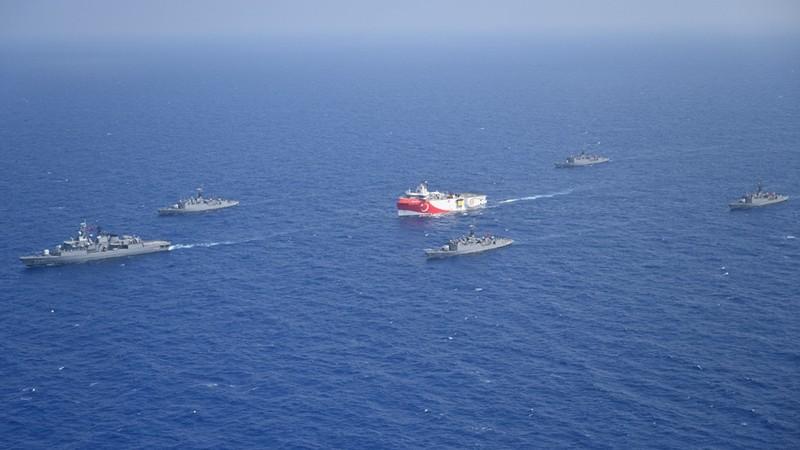 Thổ Nhĩ Kỳ cảnh báo 'trả giá đắt' nếu tàu mình bị tấn công - ảnh 1
