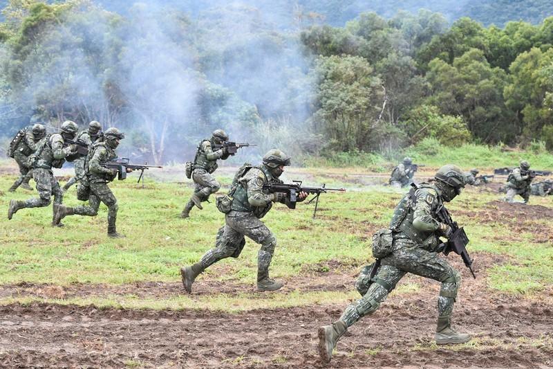 Trung Quốc liên tục tập trận, đẩy nhanh kiểm soát Đài Loan - ảnh 2