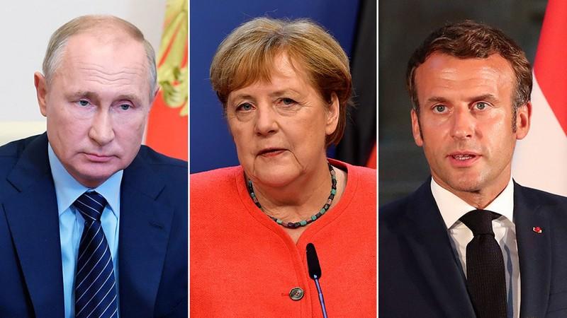 Ông Putin cảnh cáo phương Tây  không can thiệp vào Belarus - ảnh 1