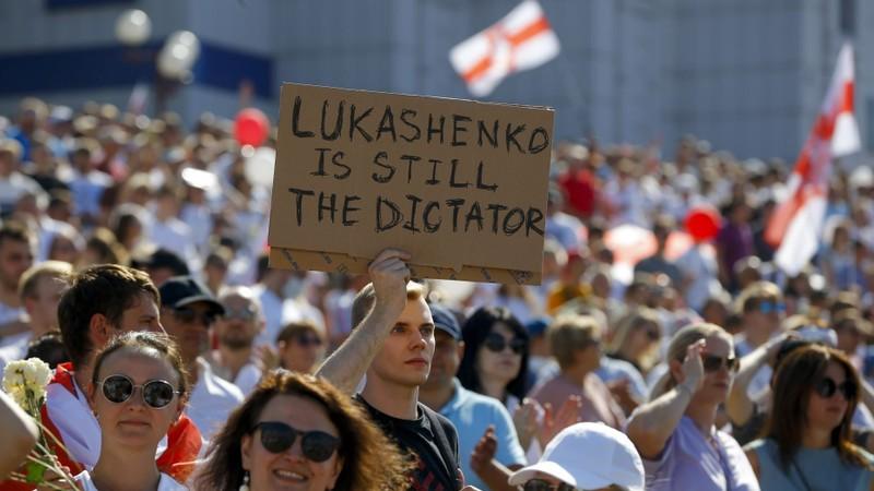 Nga, Trung Quốc và EU chia rẽ về tình hình Belarus - ảnh 2