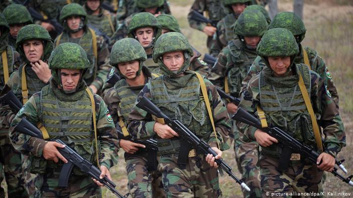 Nga nói về chuyện đưa binh sĩ tới Belarus - ảnh 1