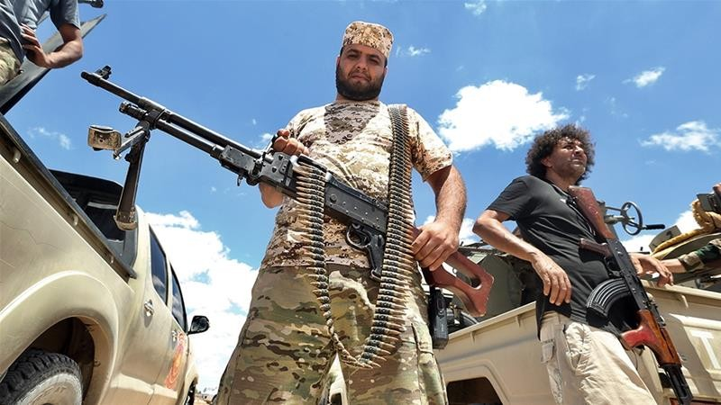 Phe Tướng Haftar: Phe Tripoli tăng quân, vũ khí đánh Sirte  - ảnh 2