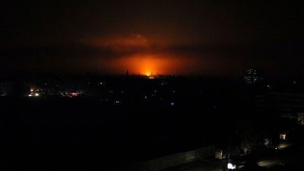 Nổ ống dẫn khí gas khiến toàn bộ Syria mất điện - ảnh 1