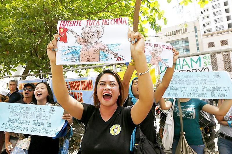 Philippines: 'Đường lưỡi bò' là do Trung Quốc tưởng tượng ra - ảnh 1