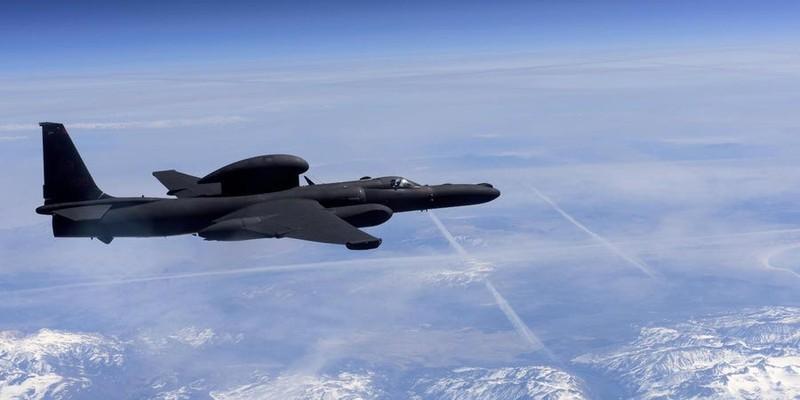 Máy bay trinh sát Mỹ vào vùng cấm bay khi Trung Quốc tập trận - ảnh 1