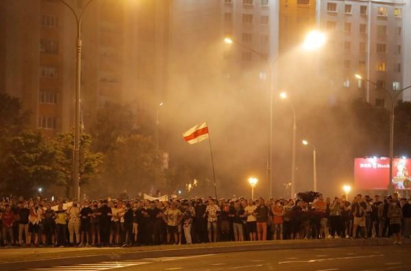 Nga cảnh báo Mỹ không can thiệp vào Belarus dưới mọi hình thức - ảnh 1