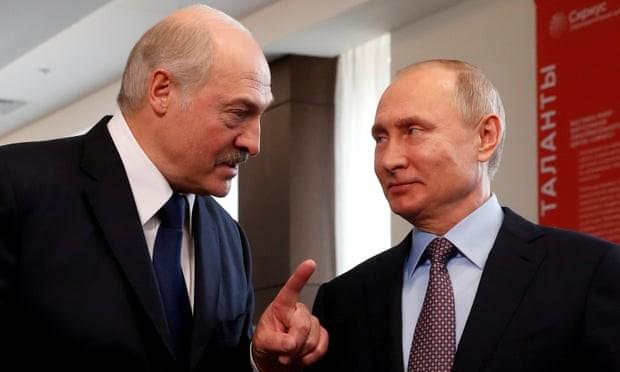 Ông Putin lên tiếng về kết quả bầu cử ở Belarus - ảnh 1
