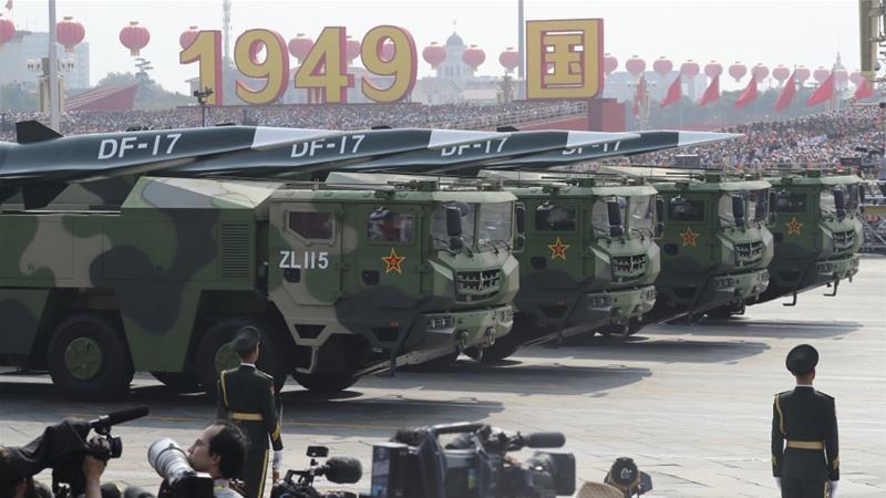 Mỹ nên hiện đại hóa lực lượng hạt nhân đối phó Trung Quốc - ảnh 1