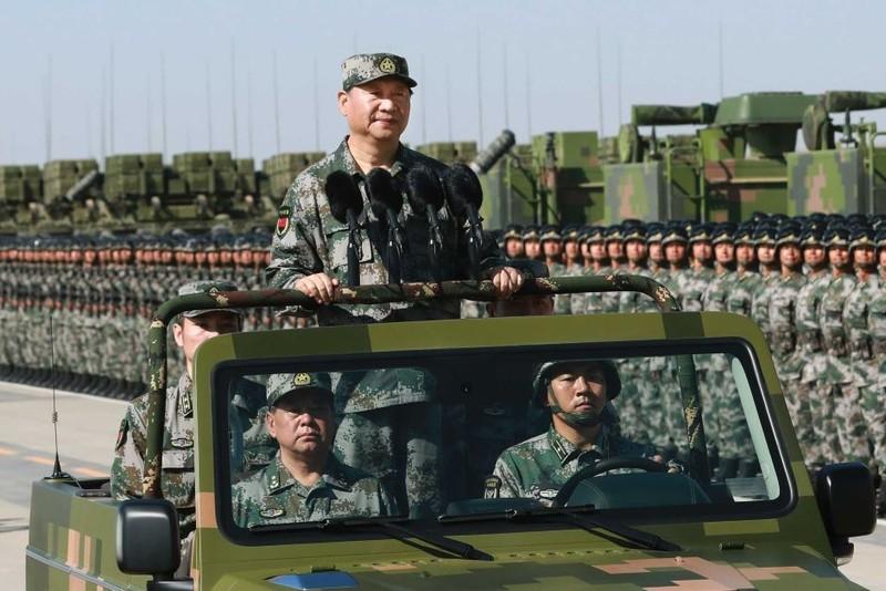 Đài Loan: Trung Quốc chưa đủ khả năng tấn công toàn diện  - ảnh 1