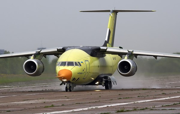 Ukraine sản xuất máy bay đầu tiên không có bộ phận của Nga - ảnh 1
