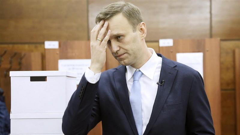 Nếu trúng độc Novichok, ông Navalny đã chết chứ không hôn mê - ảnh 1