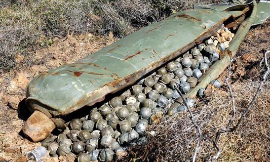 Mỹ thử nghiệm thả 10 quả bom phân mảnh mới thay thế bom chùm - ảnh 2