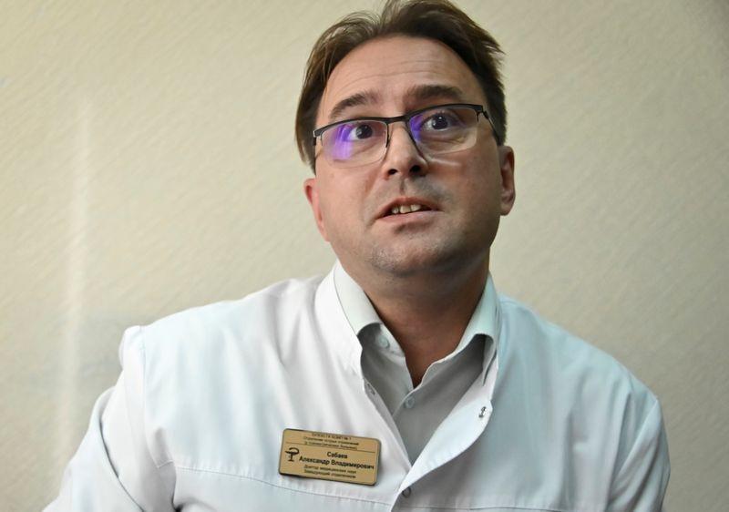 Tiết lộ bất ngờ của bác sĩ Nga chữa trị cho ông Navalny - ảnh 2
