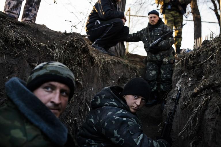 CH Donetsk lệnh tấn công vị trí quân đội Ukraine ở miền Đông - ảnh 1