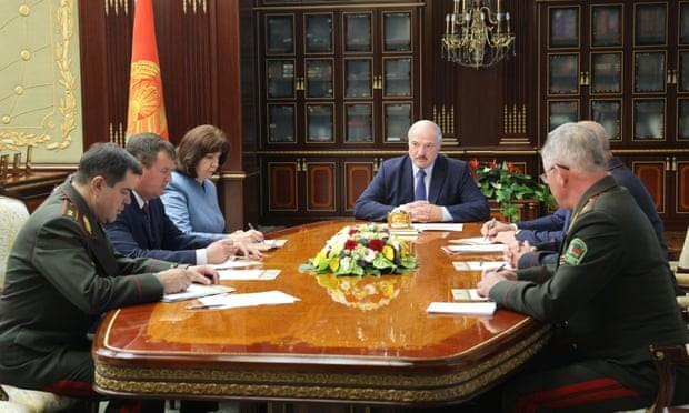 Ukraine nói về việc Belarus trả 33 lính đánh thuê cho Nga - ảnh 1