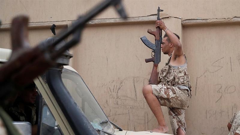 Nga nói về tin dùng Syria đưa vũ khí, lính đánh thuê tới Libya - ảnh 1