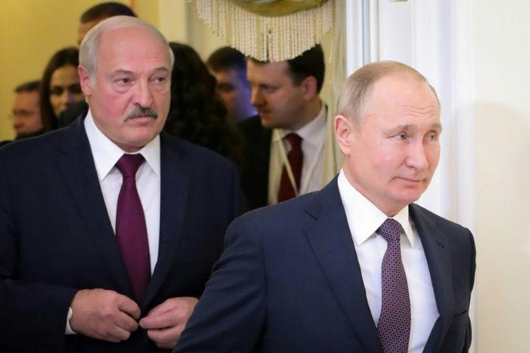 Ông Lukashenko yêu cầu ông Putin cấp vũ khí mới cho Belarus - ảnh 1