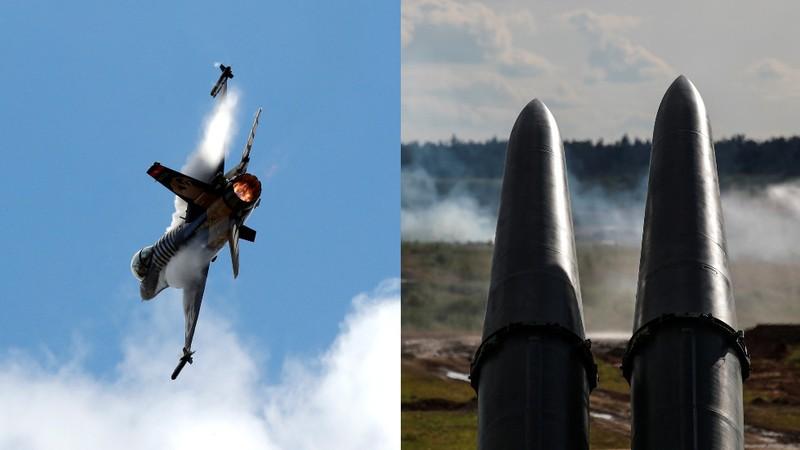 Armenia dọa triển khai tên lửa Nga 'đấu' F-16 Mỹ ở Azerbaijan - ảnh 1
