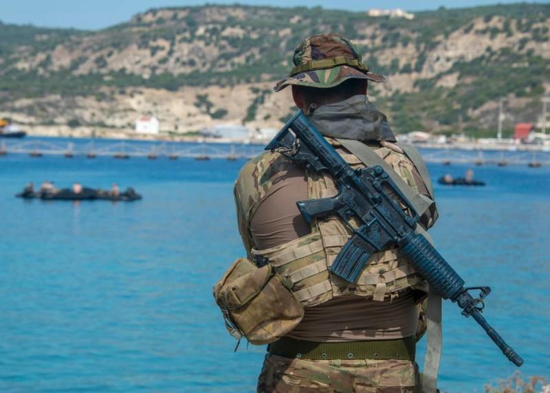 Moscow lo ngại kế hoạch chống Nga của Mỹ tại Địa Trung Hải - ảnh 1