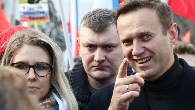 Nga cáo buộc CIA hợp tác, hướng dẫn ông Navalny - ảnh 1
