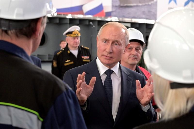 Nga cáo buộc CIA hợp tác, hướng dẫn ông Navalny - ảnh 2
