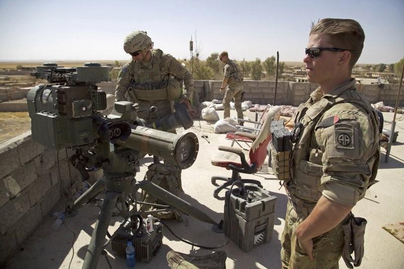Các nhóm dân quân Iraq nói sẽ ngừng tấn công nếu Mỹ rút quân  - ảnh 1
