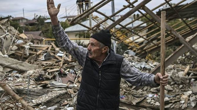Nga lên tiếng sau khi Armenia-Azerbaijan vi phạm ngừng bắn  - ảnh 2