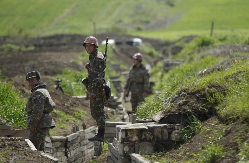 Nga muốn đưa lực lượng gìn giữ hòa bình tới Nagorno-Karabakh - ảnh 1