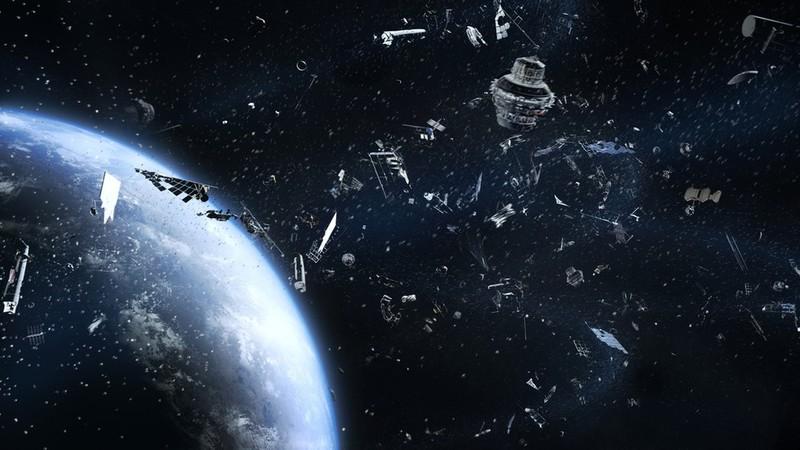 Nguy cơ vệ tinh Nga va chạm mảnh vỡ tên lửa Trung Quốc  - ảnh 1
