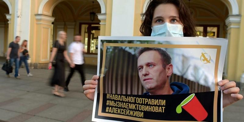 Ông Navalny trả lời đài Mỹ: 'Tôi bị đầu độc và tôi sắp chết' - ảnh 2