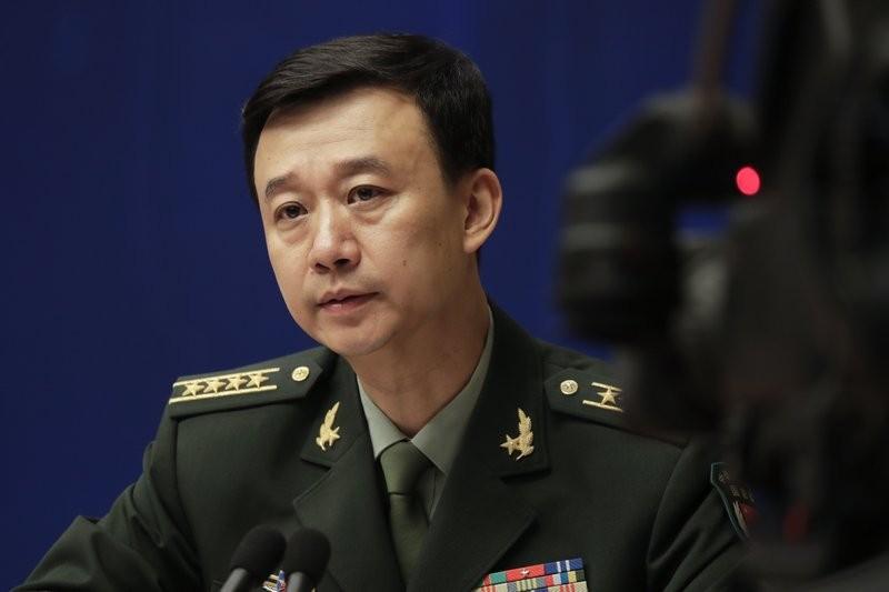 Trung Quốc đối thoại với Mỹ về căng thẳng Biển Đông? - ảnh 1