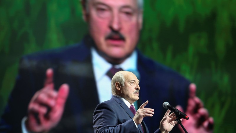 Nhân vật đối lập Belarus nói sẽ xét lại mọi quan hệ với Nga - ảnh 2