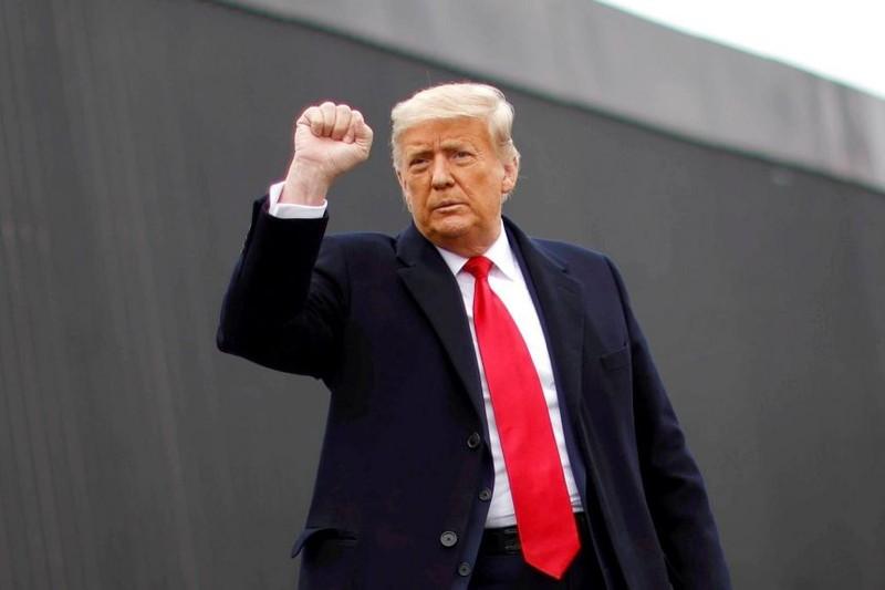 Ông Trump cân nhắc thành lập đảng mới có tên 'đảng Yêu nước' - ảnh 1