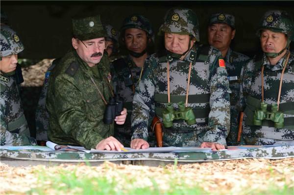 Liệu ông Putin có 'chơi lá bài Trung Quốc' để đối phó Mỹ? - ảnh 2