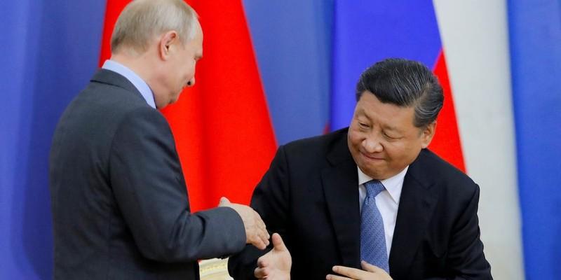 Liệu ông Putin có 'chơi lá bài Trung Quốc' để đối phó Mỹ? - ảnh 4