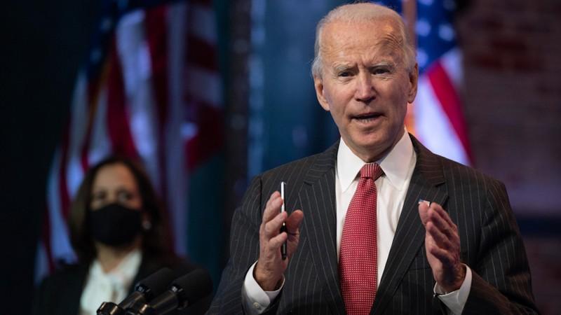 Ông Biden nói không bao giờ chấp nhận việc Nga sáp nhập Crimea - ảnh 1
