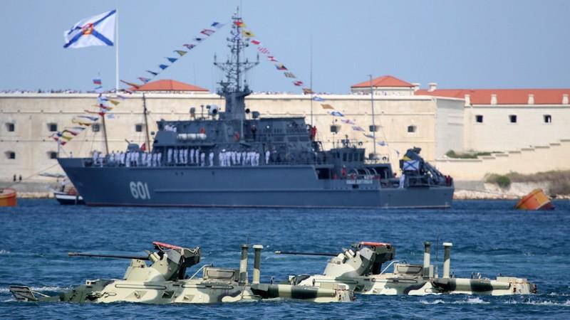 NATO tập trận, Nga triển khai tất cả tàu ngầm ở Biển Đen - ảnh 1
