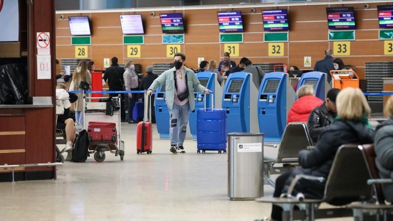 Mỹ cảnh báo các hãng bay thận trọng gần biên giới Nga-Ukraine - ảnh 1