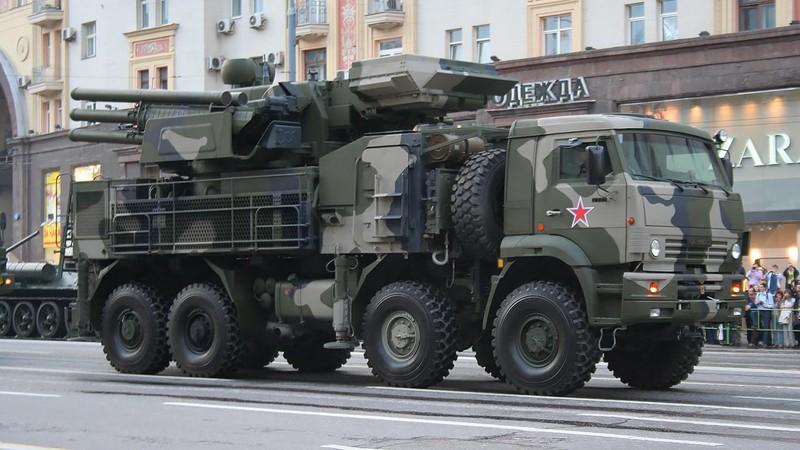 Quân đội Myanmar mua 14,7 triệu USD thiết bị quân sự Nga - ảnh 1