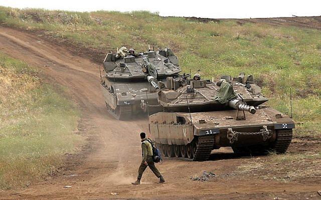 Tướng Iran thề sẽ cho Israel thấy phải trái nếu tấn công Syria - ảnh 1