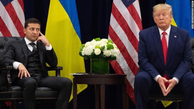 'Nhiệm kỳ của ông Trump là thời kỳ khó khăn với Ukraine' - ảnh 1