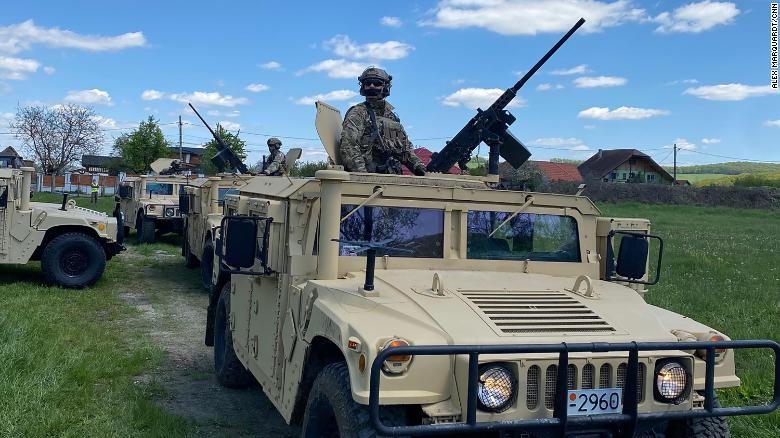 NATO dồn dập tập trận khắp châu Âu, gia tăng căng thẳng Mỹ-Nga - ảnh 2