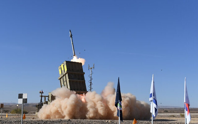 Vì đâu rocket của Hamas 'thoát' hệ thống Vòm Sắt của Israel? - ảnh 2